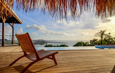 location Villa les 3 Papayers Marin Martinique