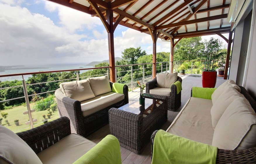 location Villa les 3 Papayers Marin Martinique