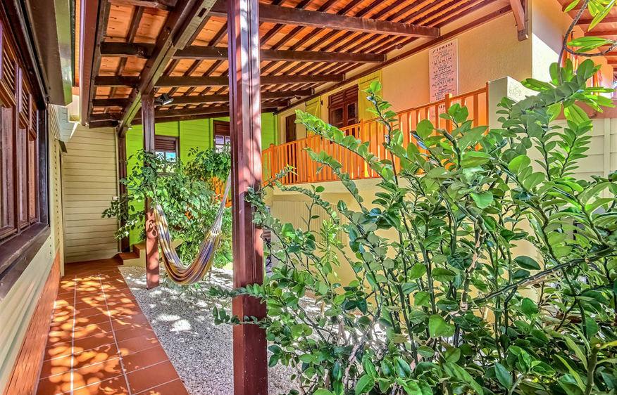 location Villa Mahogany Carbet Martinique