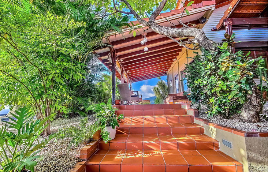 location Villa Mahogany Carbet Martinique