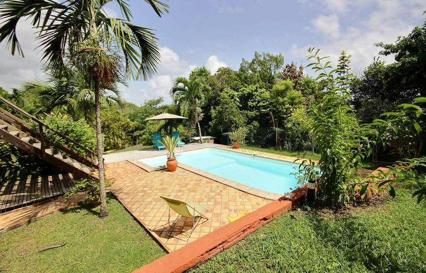 location Villa Morningside Trinité Martinique