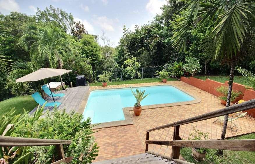 location Villa Morningside Trinité Martinique