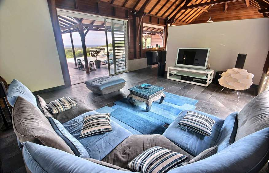 location Villa Courbaril Marin Martinique
