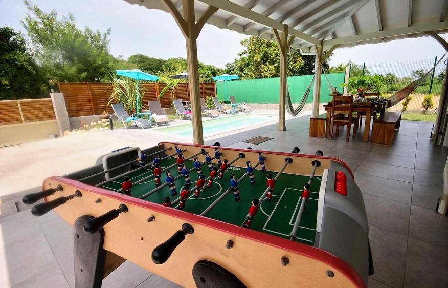 location Villa Bel'Harmoni Vauclin Martinique