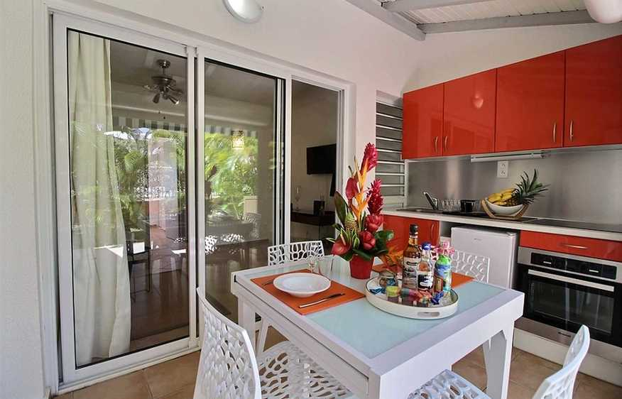 location Appartement Nyaman Saint-François Guadeloupe