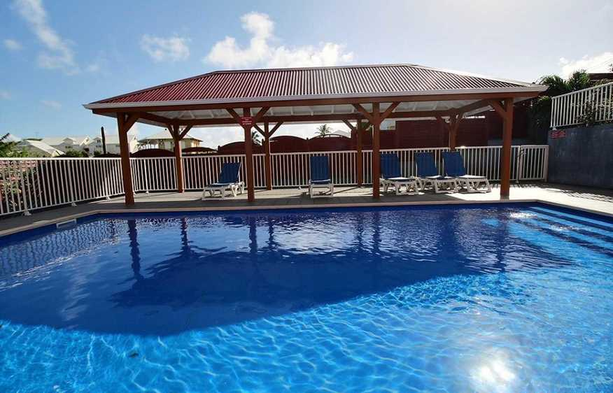 location Villa Club Océar Gosier Guadeloupe