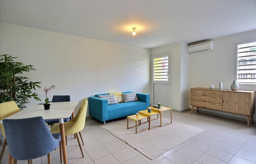 location Appartement Pomme Cannelle Fort de France Martinique