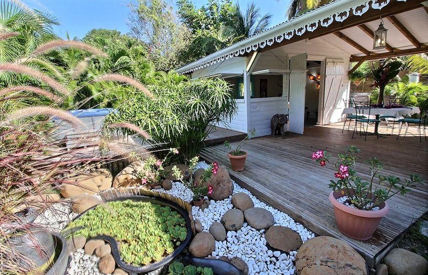 location Bungalow Africa Saint-François Guadeloupe