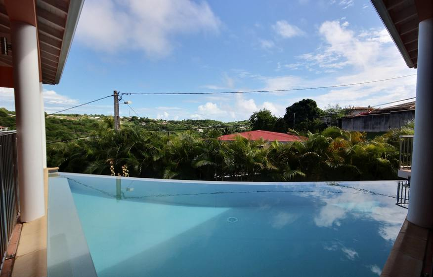 location Villa Cap Macré Sainte-Anne Martinique
