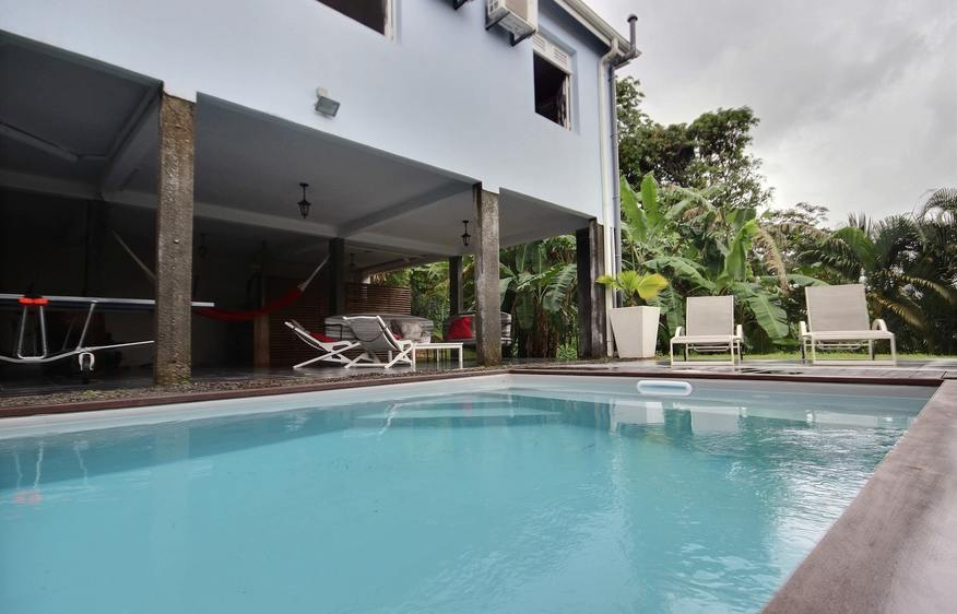 location Villa Alexiane Ducos Martinique