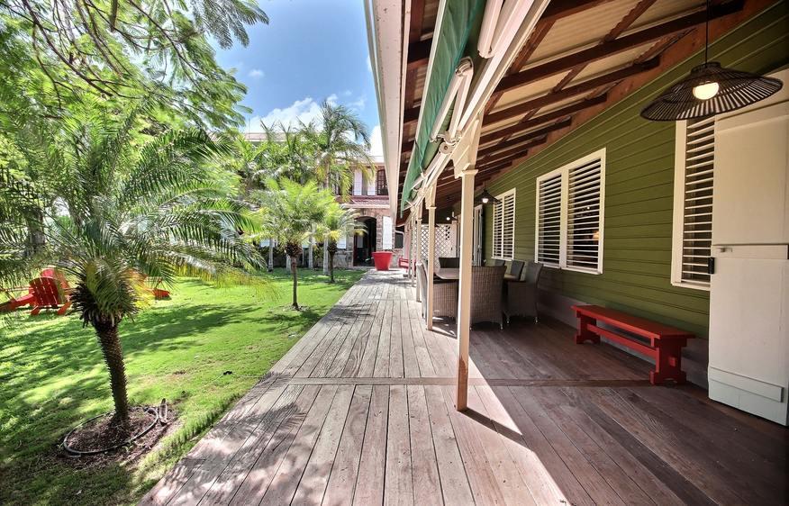 location Domaine de La Distillerie François Martinique