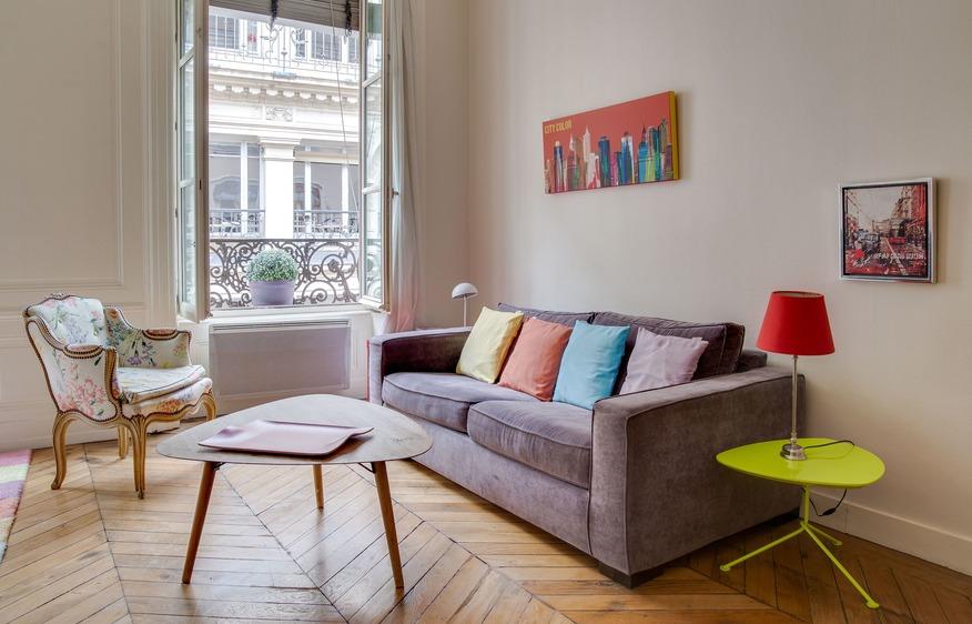 location Appartement le Cosy Lyon - Presqu'île Lyon