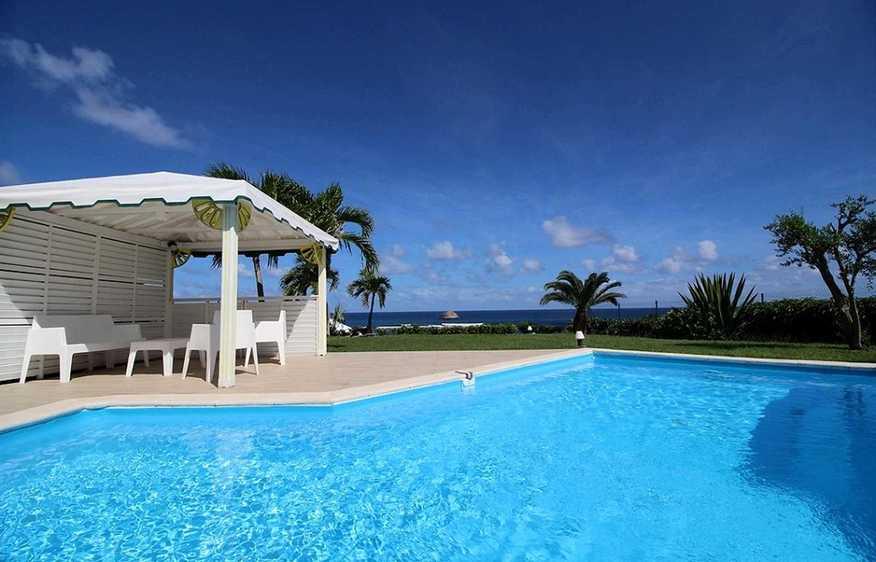 location Villa Luz Saint-François Guadeloupe
