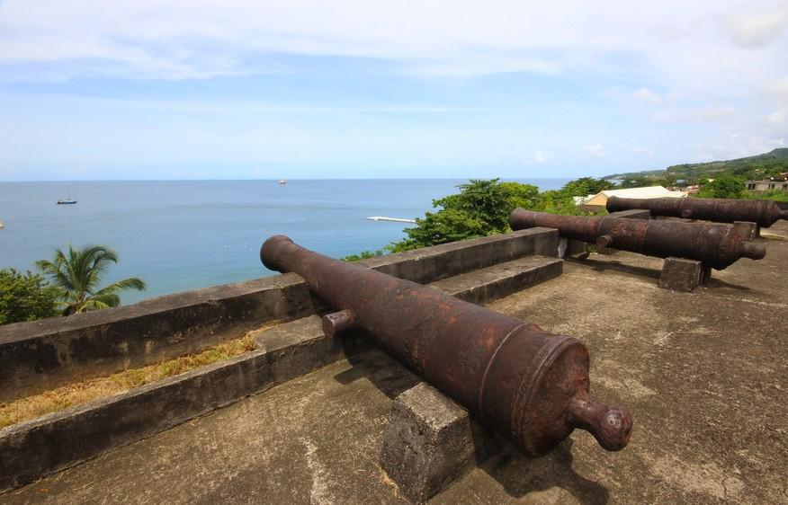 photo Martinique Saint-Pierre