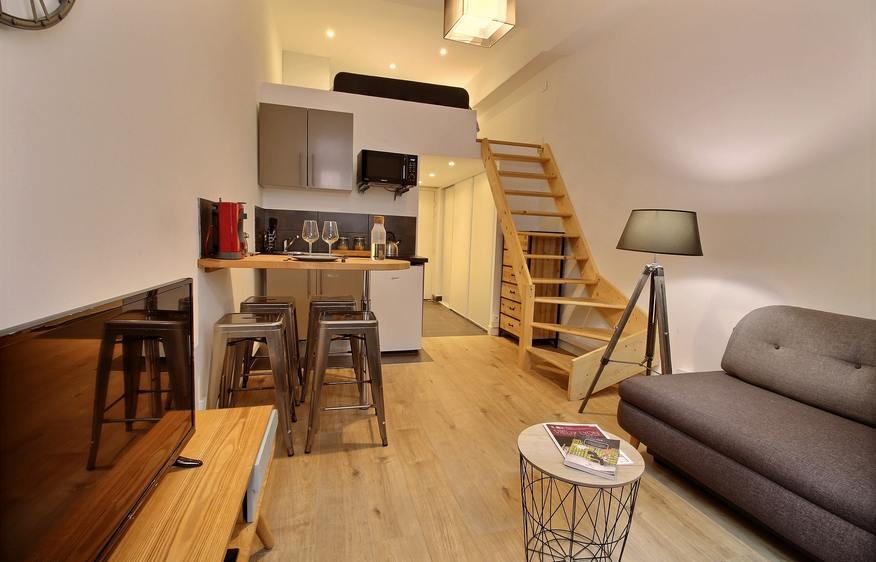 location Appartement Le petit nid Lyon - Presqu'île Lyon