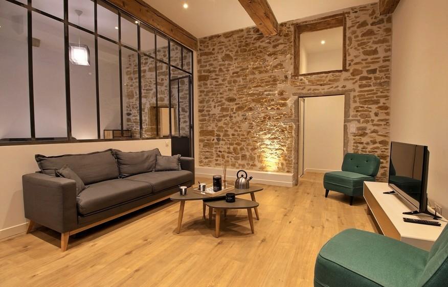 location Appartement Belle monnaie Lyon - Presqu'île Lyon
