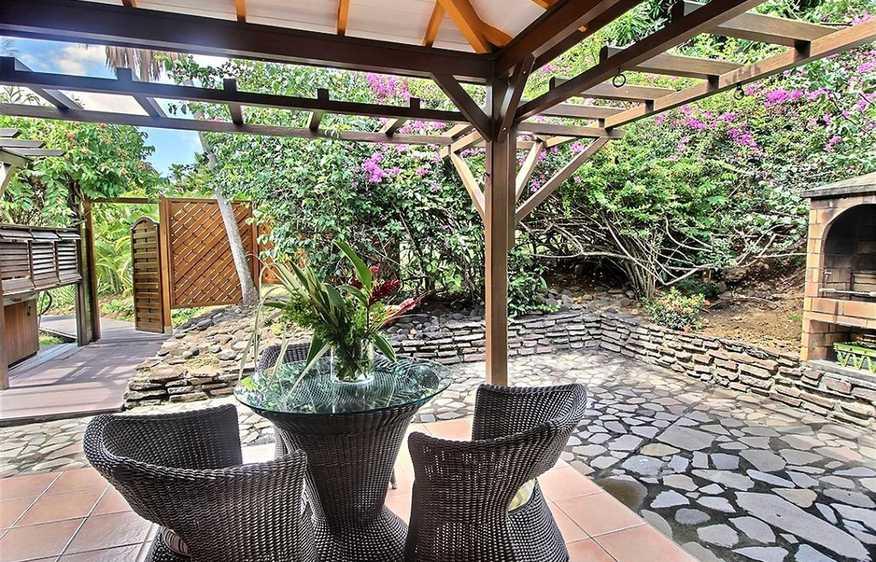 location Villa Cove Vieux-Habitants Guadeloupe