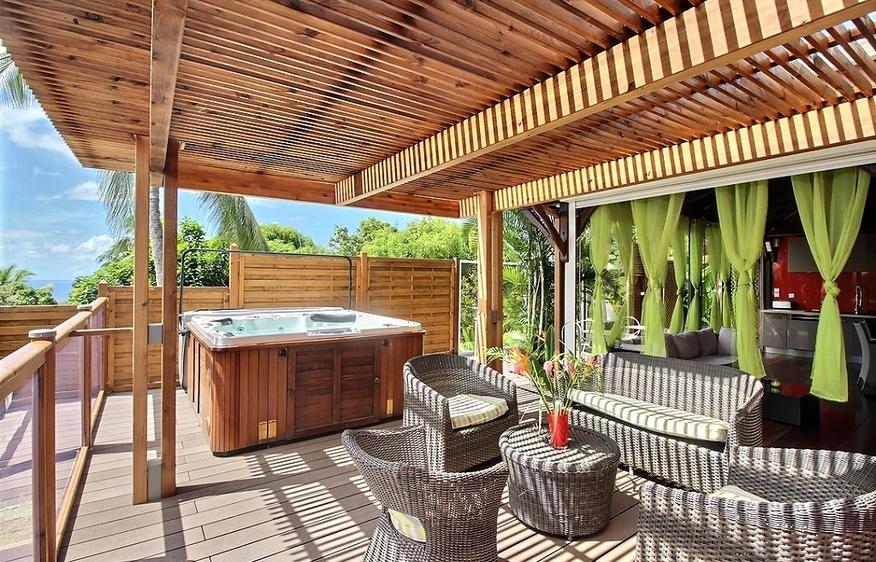 location Villa Sweety Vieux-Habitants Guadeloupe