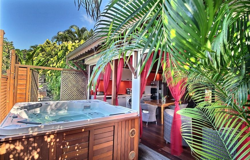 location Villa Sweety Vieux-Habitants Guadeloupe