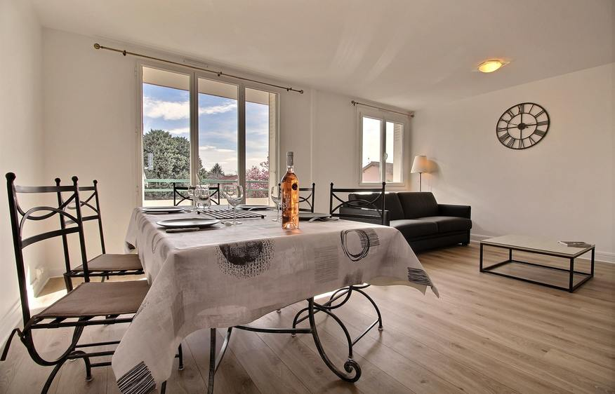 location Appartement Le confort Grand Lyon Lyon