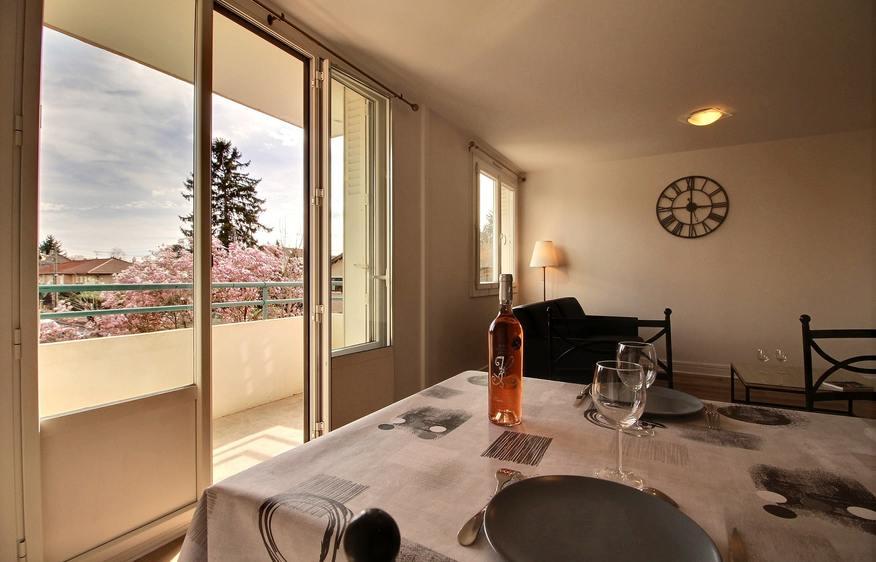 location Appartement Le confort Grand Lyon Lyon