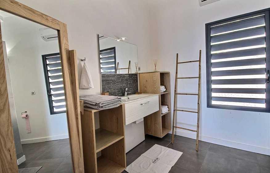 location Villa Atoumo Bouillante Guadeloupe