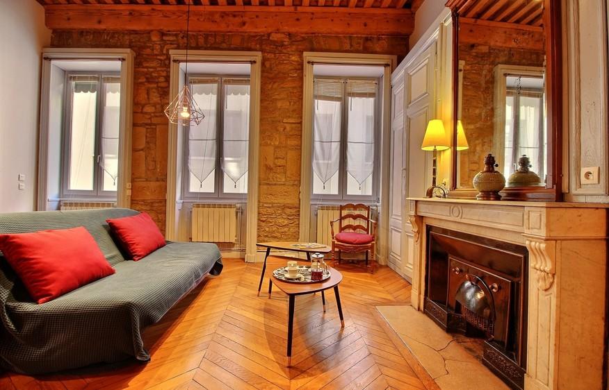 location Appartement L'arbre sec Lyon - Presqu'île Lyon