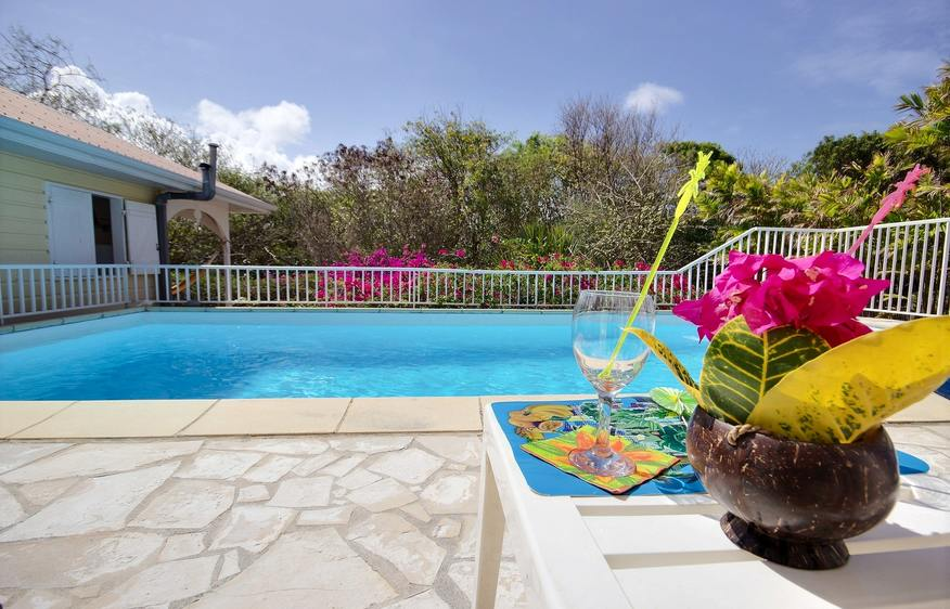 location Villa Cattleya Vauclin Martinique