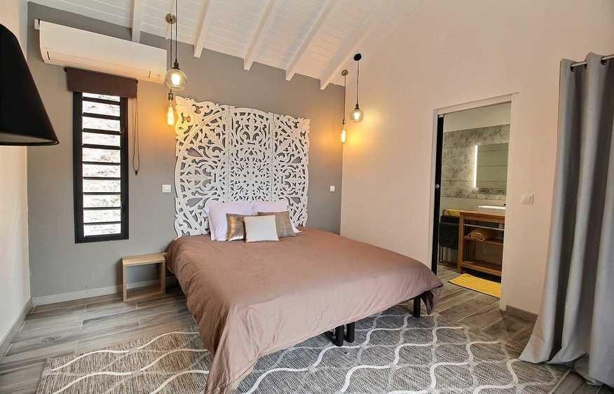 location Villa Acomat Pointe-Noire Guadeloupe