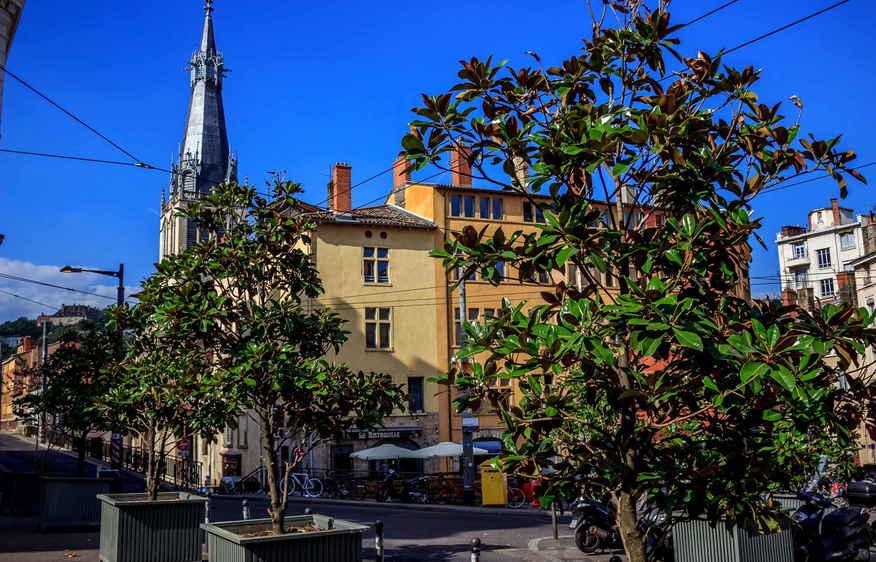 photo Lyon Vieux Lyon