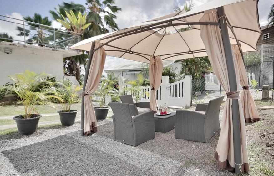location Ti Kay Line apartment Trois-Ilets Martinique
