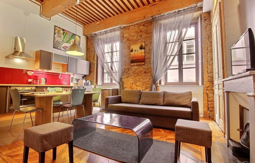 location Appartement Le Sathonay Lyon - Presqu'île Lyon