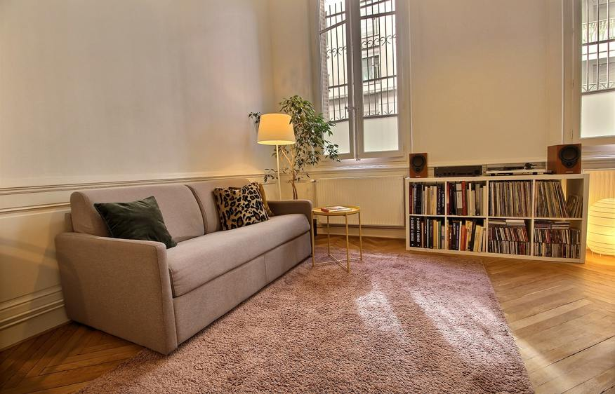 location appartement lyon 3 i l 39 atelier i villaveo. Black Bedroom Furniture Sets. Home Design Ideas
