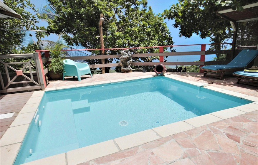 location Cottage l'Inka Anses d'Arlet Martinique
