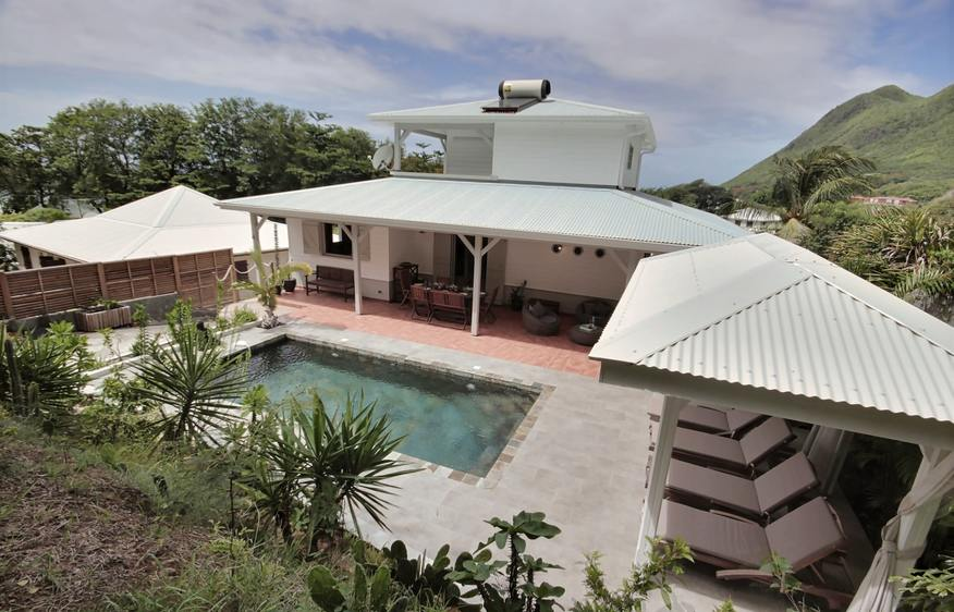 location Villa Dizac Diamant Martinique