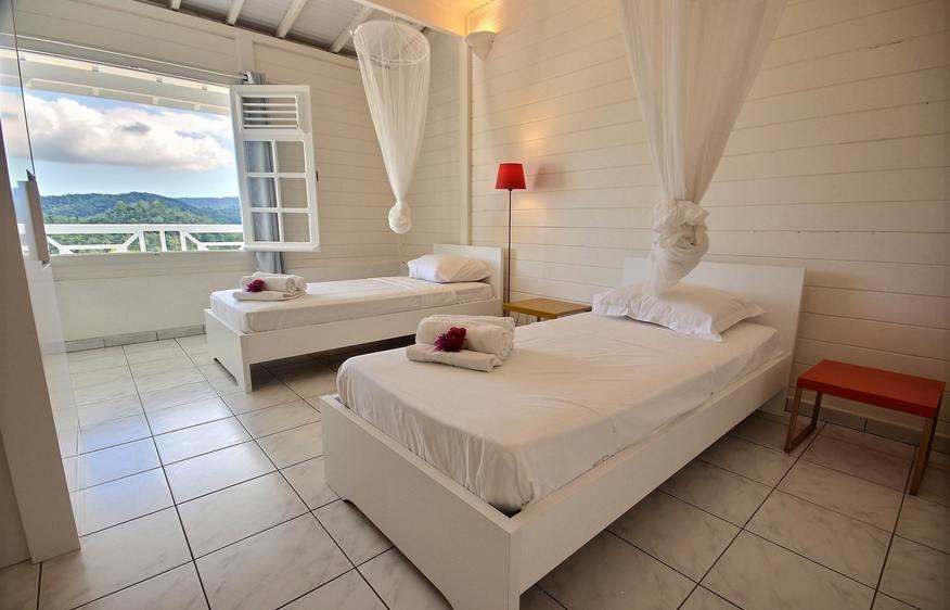 location Villa de l'anse bleue Trois-Ilets Martinique