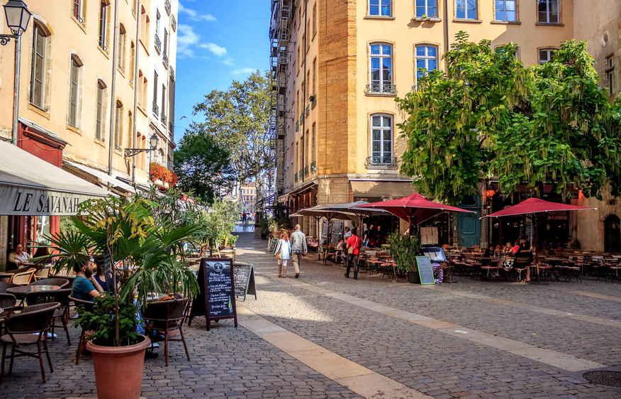 location Le Petit Saint-Paul Vieux Lyon Lyon