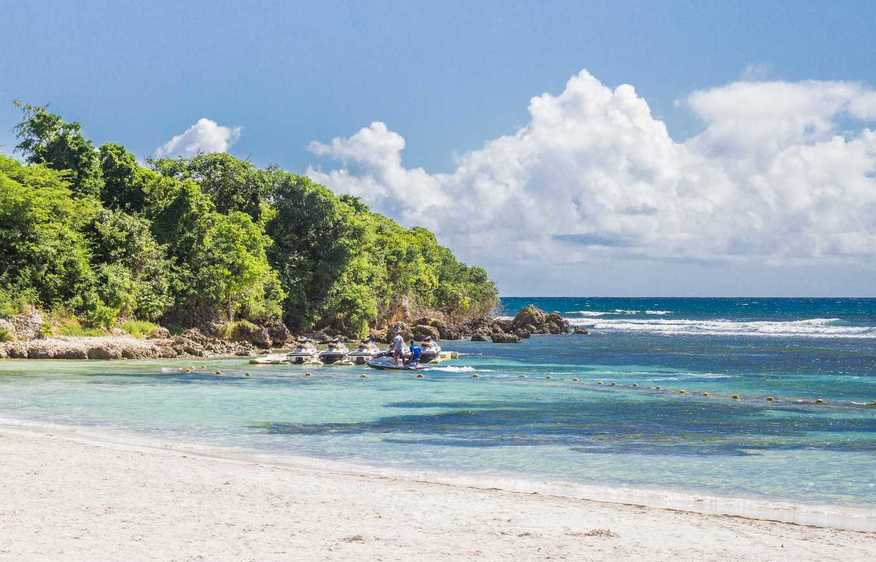 location Villa Mona Sainte-Anne Guadeloupe