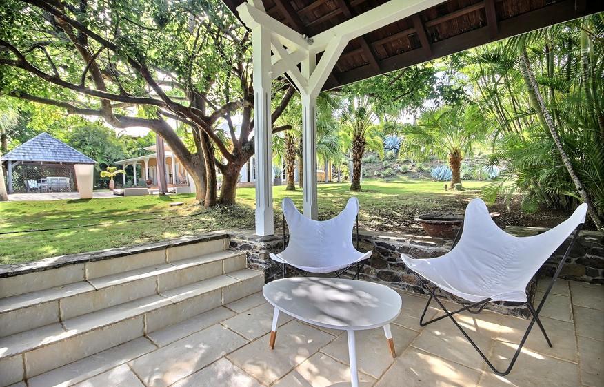 location Villa Amalia François Martinique