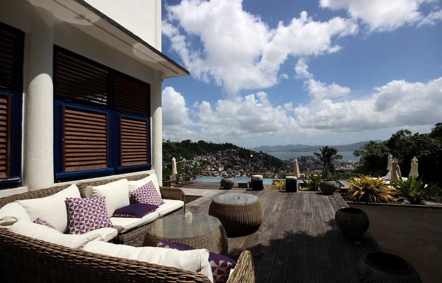 location Exotic Guest House Fort de France Martinique