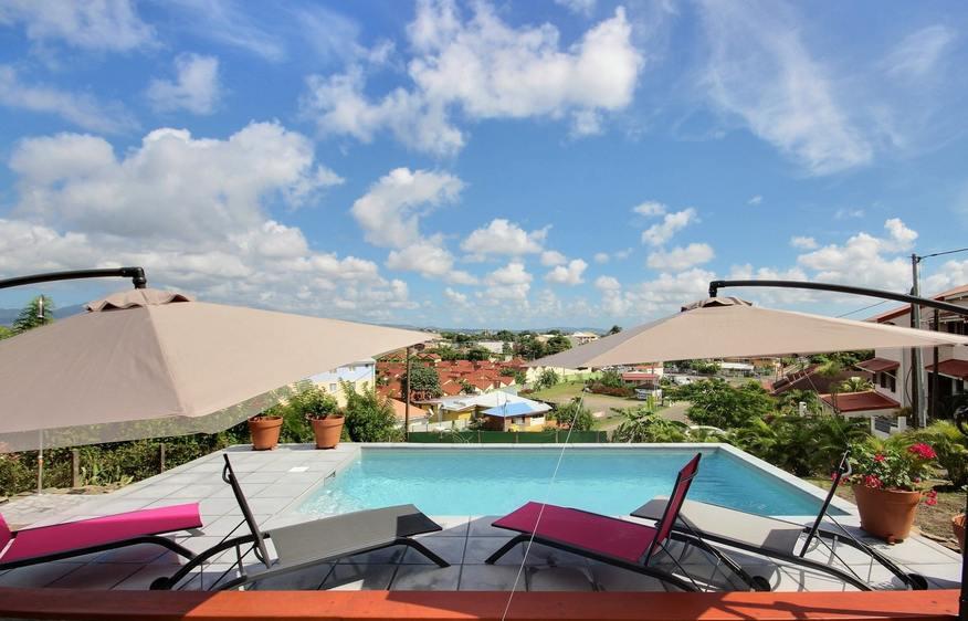 location Villa Raie Manta Trois-Ilets Martinique