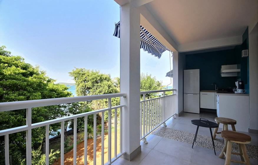 location  Appartement Mer Corail Robert Martinique