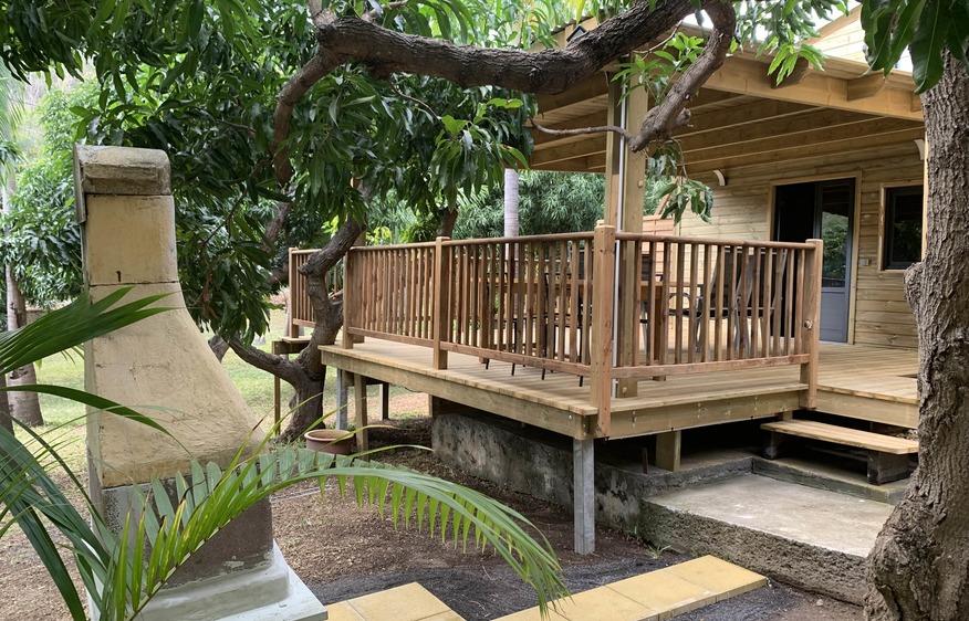 location Villa Tamarin Saint Paul Réunion