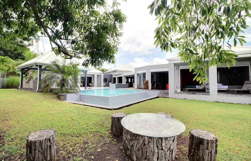 location Villa Lotus Saint-François Guadeloupe