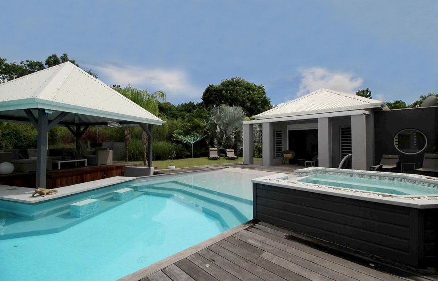 location Villa Lotus Saint-François Guadeloupe