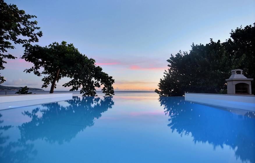 location Villa l'Escale de Sainte Philomène Saint-Pierre Martinique