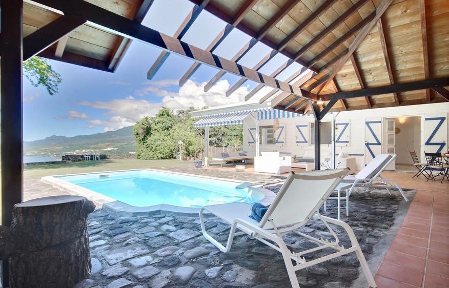 location Villa du Morne d'Orange Saint-Pierre Martinique