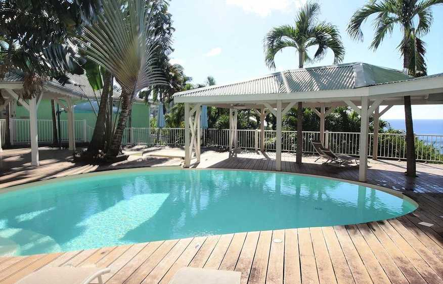 location Duplex Caraibes Deshaies Guadeloupe