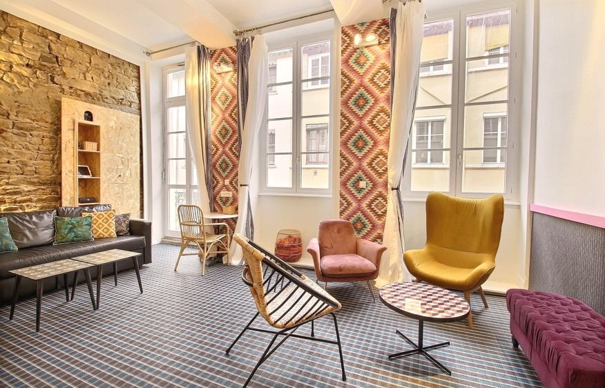 location Appartement Douceur Lyon - Presqu'île Lyon