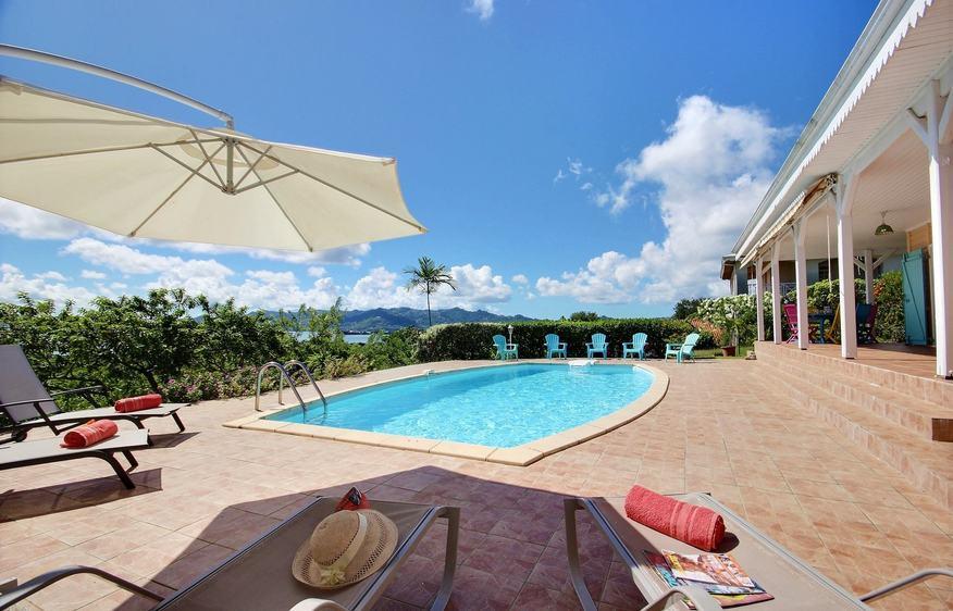 location Villa des Ilets Robert Martinique